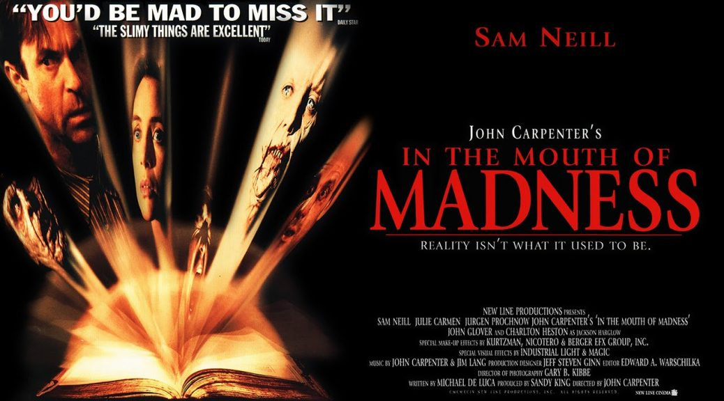 In The Mouth of Madness - Marc Welder