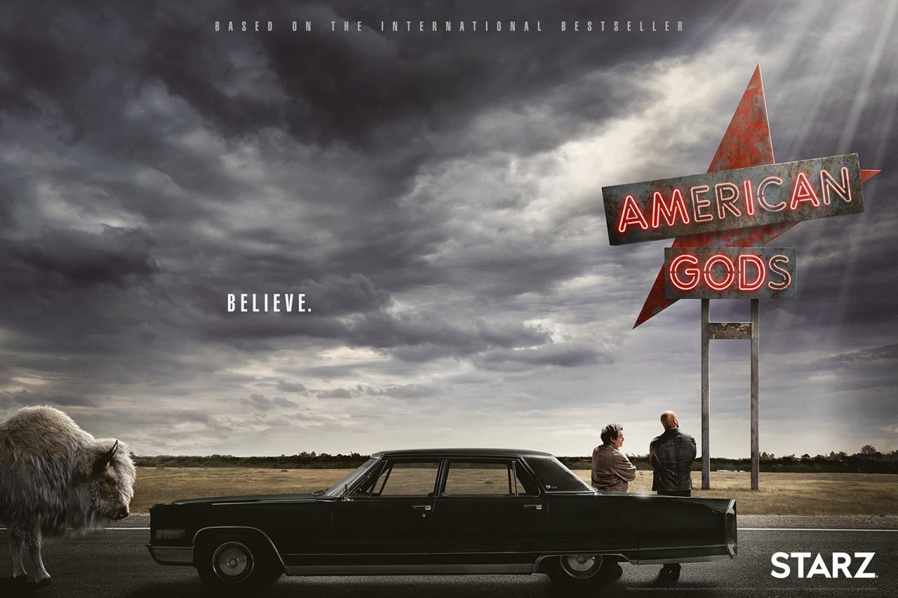 recensione american gods di neil gaiman romanzo e serie tv